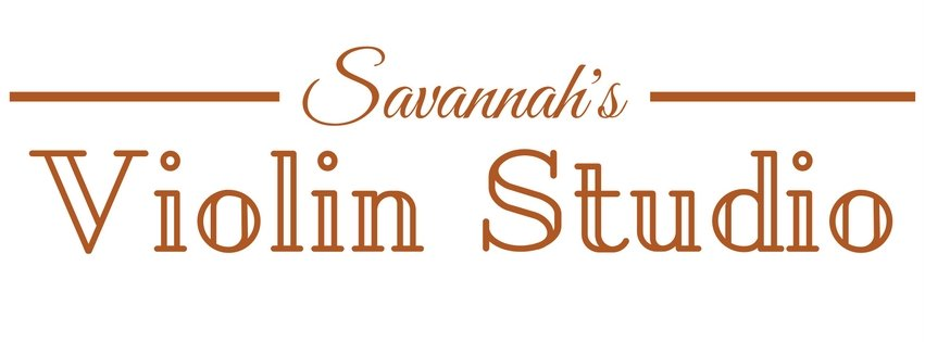 Savannah's Violin Studio